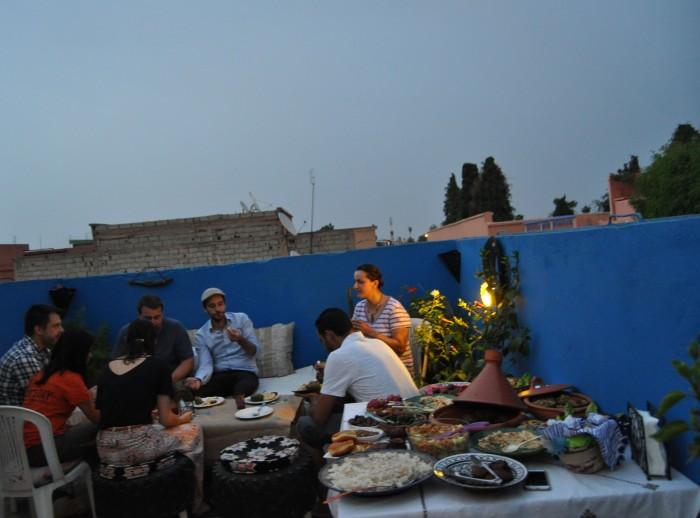 dinner ramadan